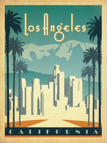 Itinerest Los Angeles - cover