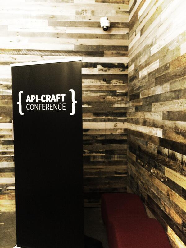 #apicraft - what an awesome venue pic.twitter.com/xaP9KAiQJ1