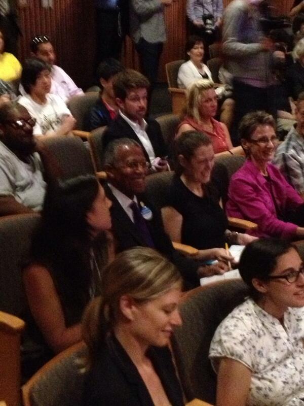 @RJackson_NYC in attendance for #ArtsEdCultureNYC forum. pic.twitter.com/kmCvQqROyG
