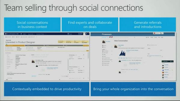 How to use Yammer and #msdyncrm #crm2013 #Collaboration pic.twitter.com/NSxj3PIJqT