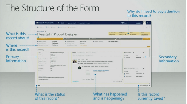 Walkthrough of the New form layout within #msdyncrm #crm2013 #autosave pic.twitter.com/xR3HL34ZDc