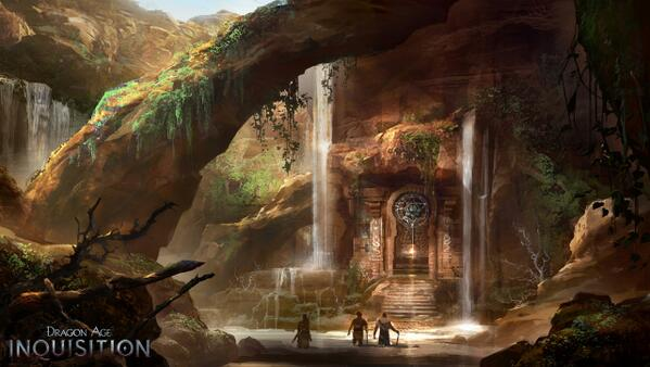 The Old Gods will call to you, from their ancient prisons will they sing. #DAI http://t.co/vmS0WrCnBR