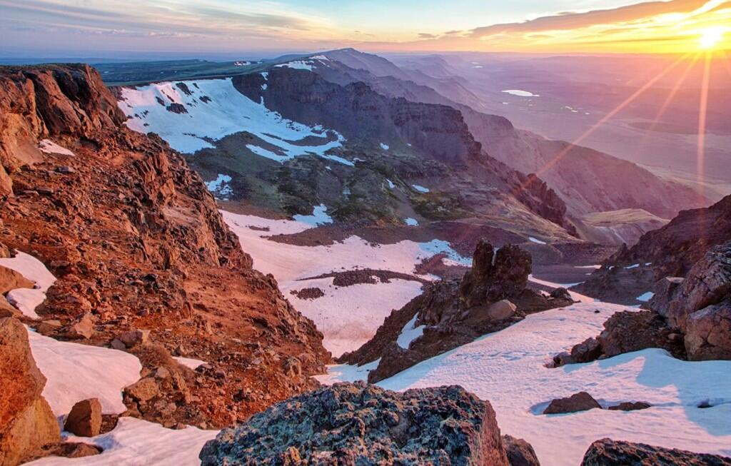 Steens Mountain in #Oregon
