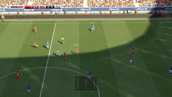 {OFFICIAL THREAD} Pro Evolution Soccer 2014