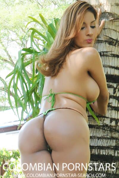 columbian pornstar