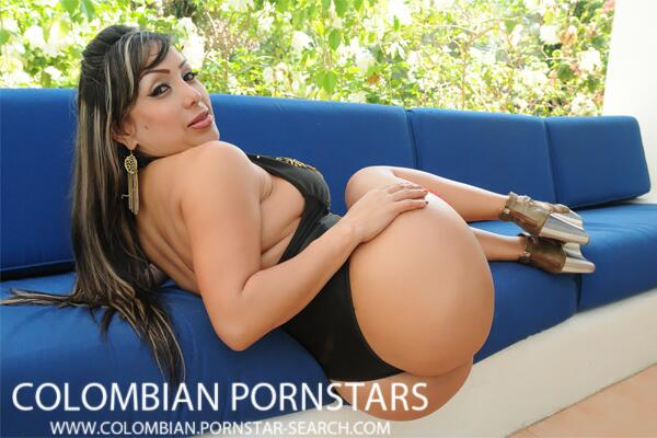 Colombia Porn Star