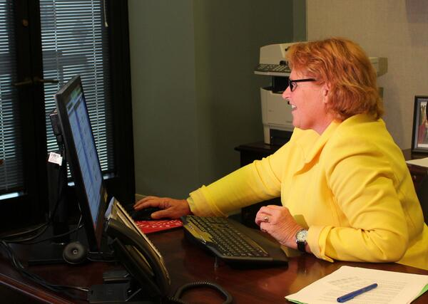 Thumbnail for Senator Heitkamp Hosts Twitter Town Hall on Education