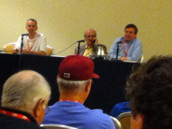 Roland Hemond closing a deal while he's on a scout panel at #sabr43 #rockstarexecutive pic.twitter.com/r6vyHNoPNX