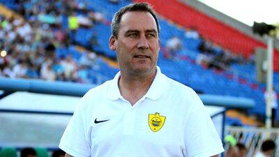 Ex Man United coach Rene Meulensteen is sacked by Anji just 16 days after becoming the manager