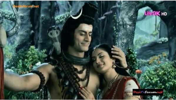 Mohit Raina Rating Parvati: ~*Puja Banerjee AT#1*~ Puja Parvati Prem Ke Mahadev (Page