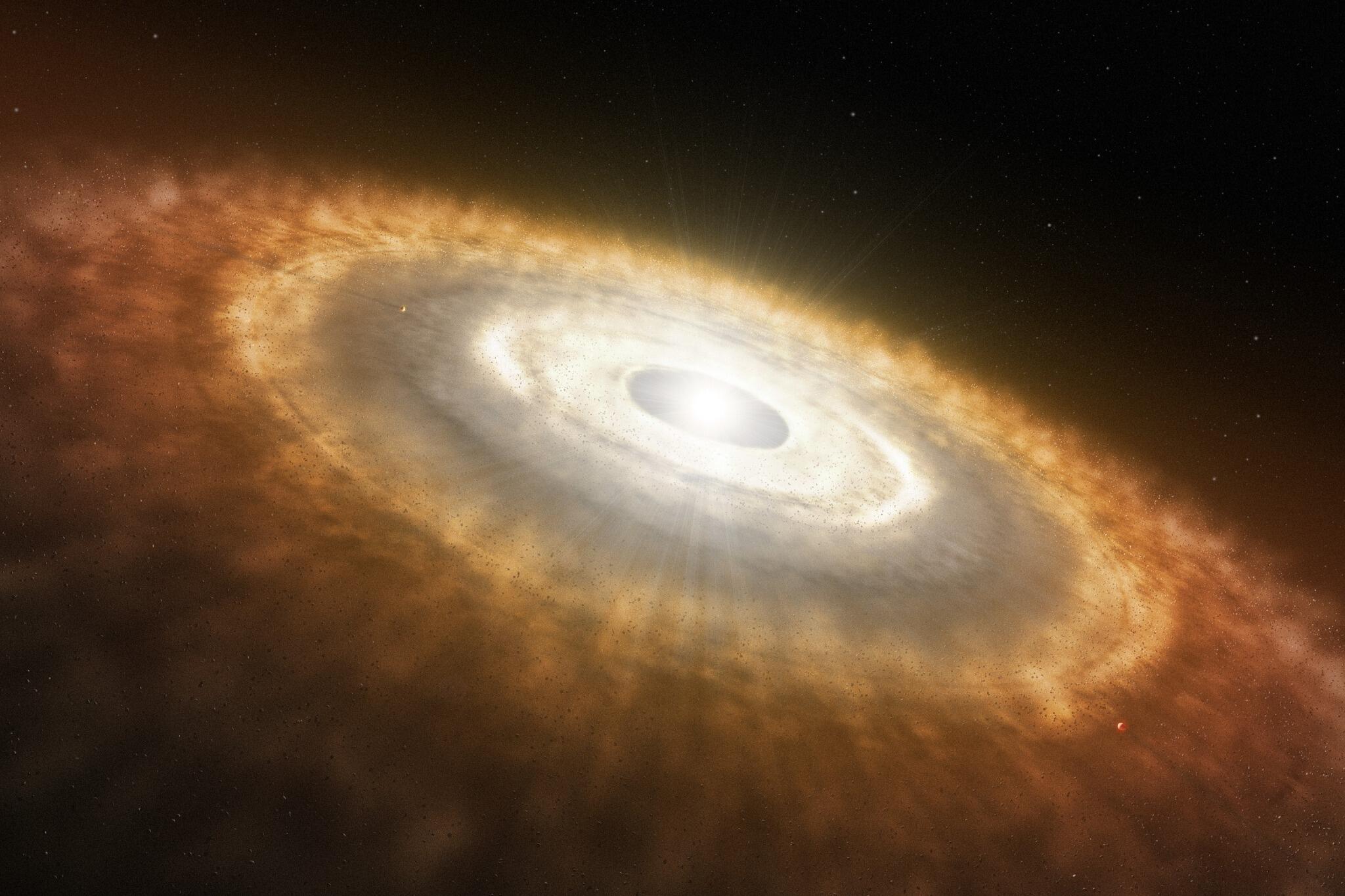 Поиск экзопланет с помощью лития