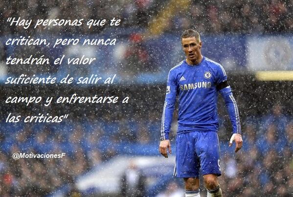 Tisu On Twitter At Motivacionesf Fernando Torres Http