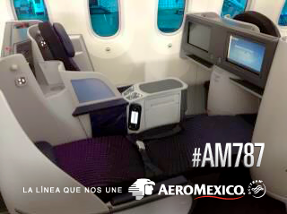 Aerom xico am amx page 256 skyscrapercity for Interior 787 aeromexico