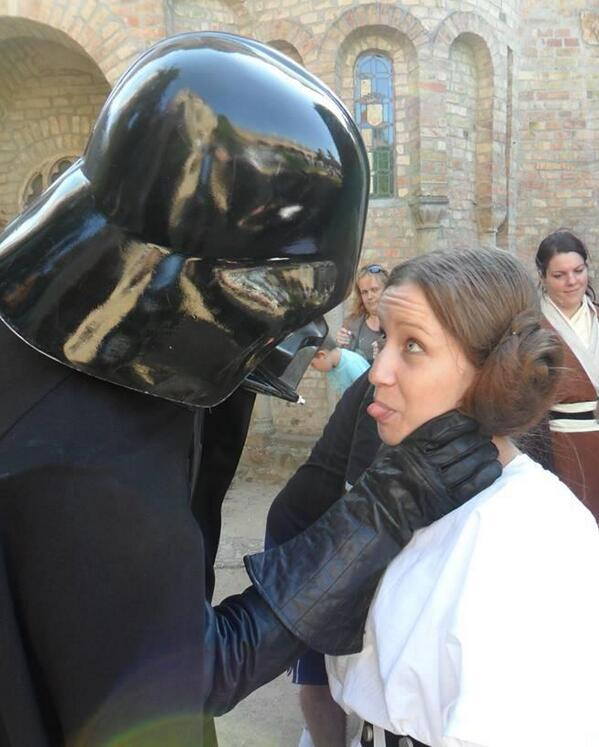 Today's #501stPicOfTheDay comes to us from @vveraaa! This must have been an unreleased deleted scene...ha-ha! pic.twitter.com/gDuFqcmuYH