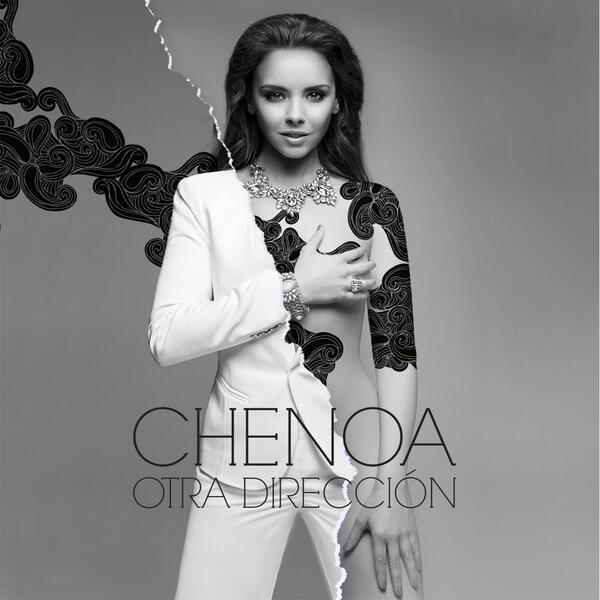 BR23VmuCcAA5kyH El nuevo disco de Chenoa llegará en septiembre