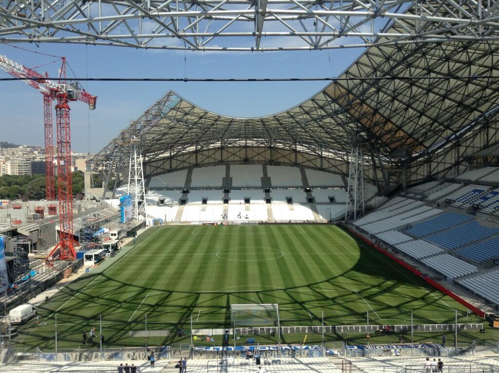 Marseille stade v lodrome ligue 1 page 2541 for Porte 7 stade velodrome