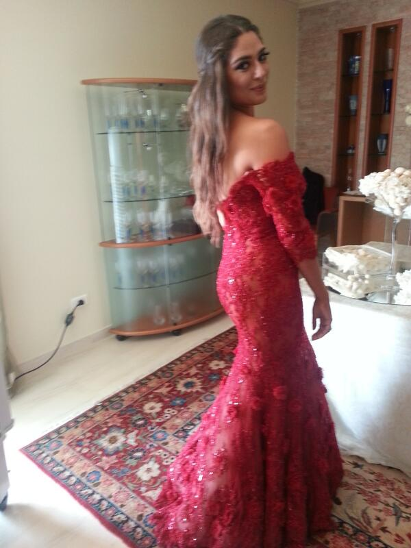 Nadine Welson Njeim On Twitter At My Friend S Wedding Wearing Zuhair Murad How Beautiful It Is 2 See A Friendship Grow Thru The Years