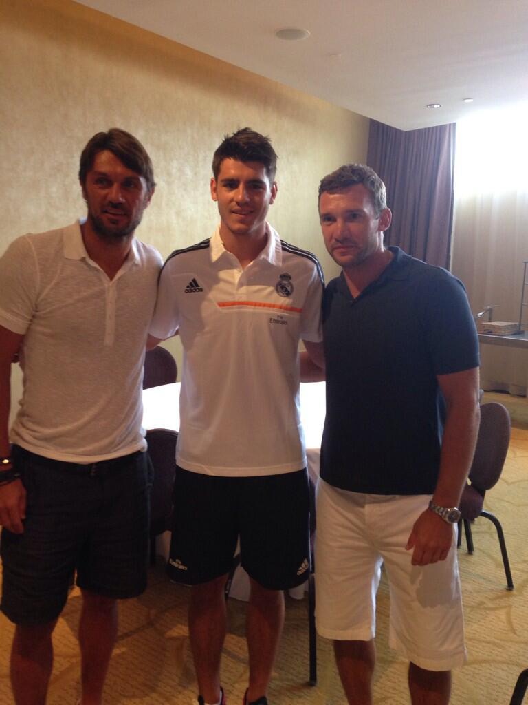 ¿Cuánto mide Álvaro Morata? - Altura - Real height BRAARBhCYAAYT-R