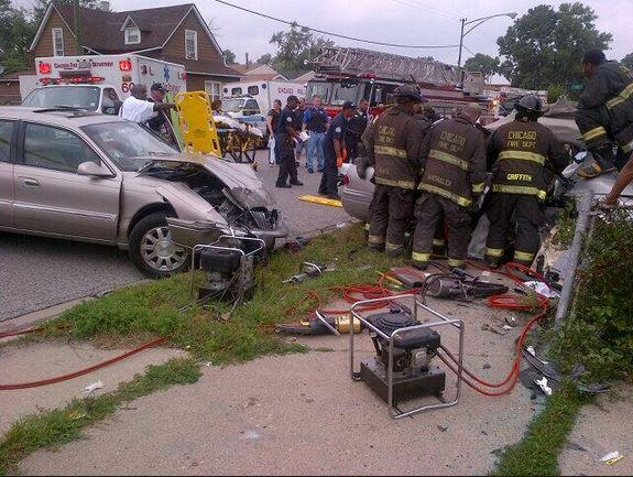 Car Accident: Car Accident Today In Chicago