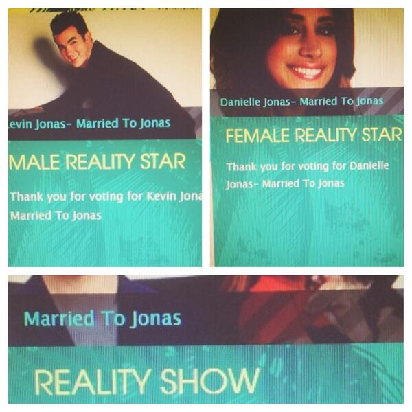 For married to jonas