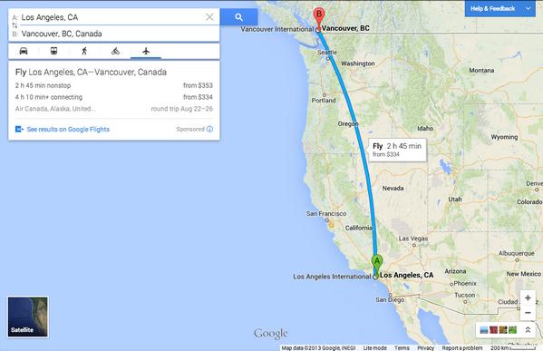 Google Maps on Twitter: