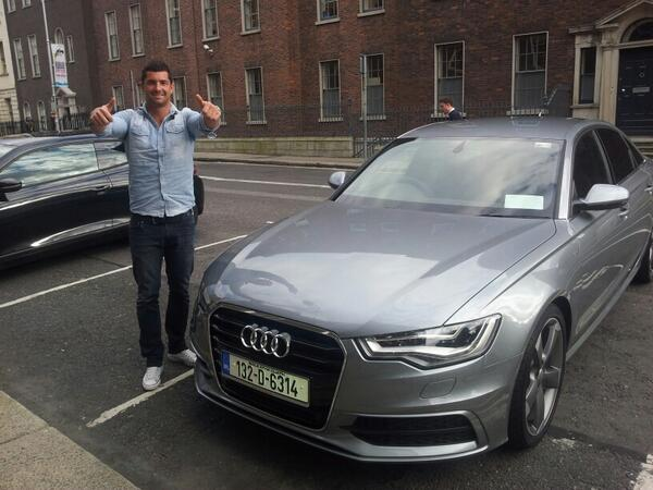 Audi Ireland On Twitter Ilovebarrystea KearneyRob Sorry Aisling - Audi ireland