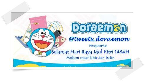 Unduh 76+ Gambar Doraemon Hari Raya Idul Fitri Terbaik Gratis