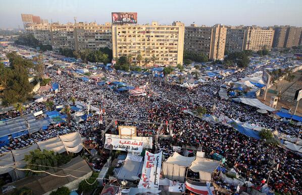 """عيد """"رابعة العدوية"""".. لمحة حضارية في شريط الثورة المصرية"""