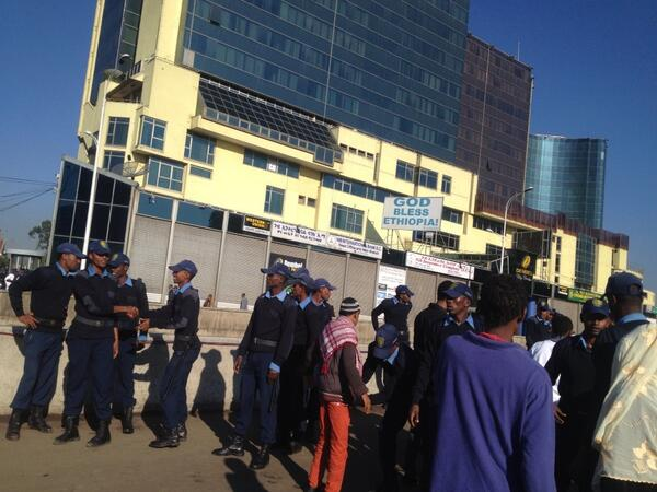 Thumbnail for Widespread arrests reported in Ethiopia