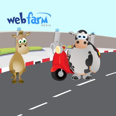 Web farm media webfarmmedia twitter