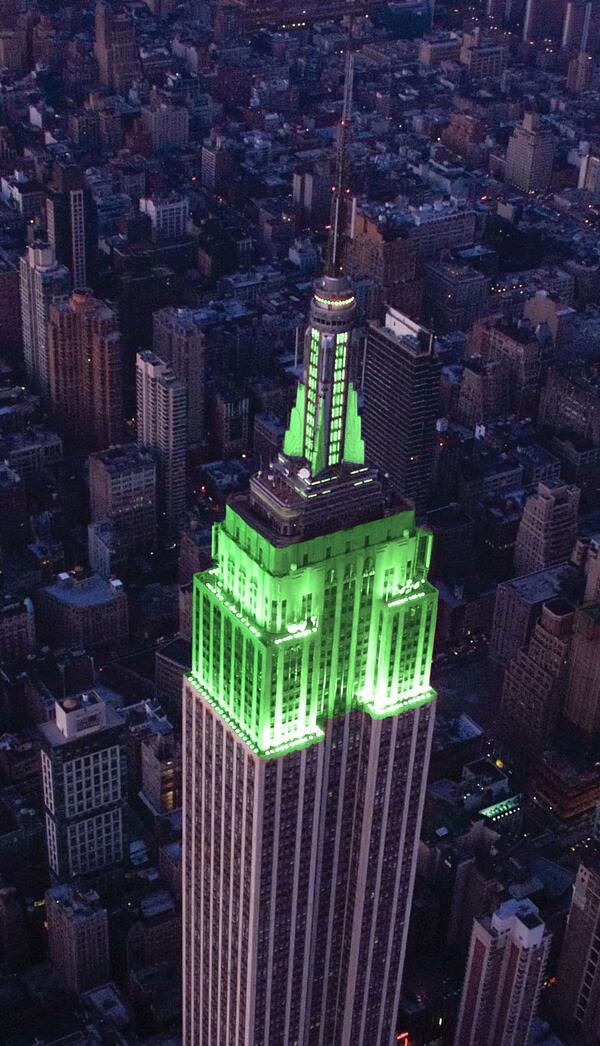 Empire State Bldg On Twitter To Celebrate Eid Al Fitr