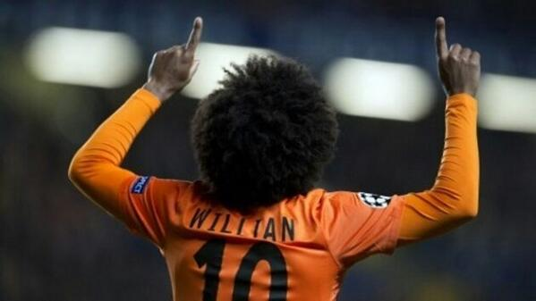 Willian to Spurs OFF; Mourinho could unveil him as a Chelsea player today [Guardian]