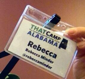 ready to get going at #thatcampal pic.twitter.com/wcz6VXdjaj