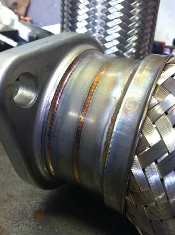 NICE Weld from Mario at TSR