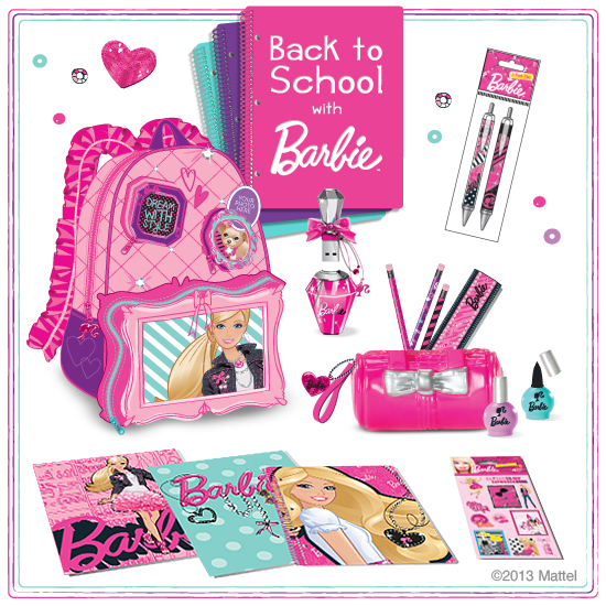 Barbie When Helps Pack Your Book Bag It Is Sure To Be Totally Fab Pic Twitter Hbmiwm3bss