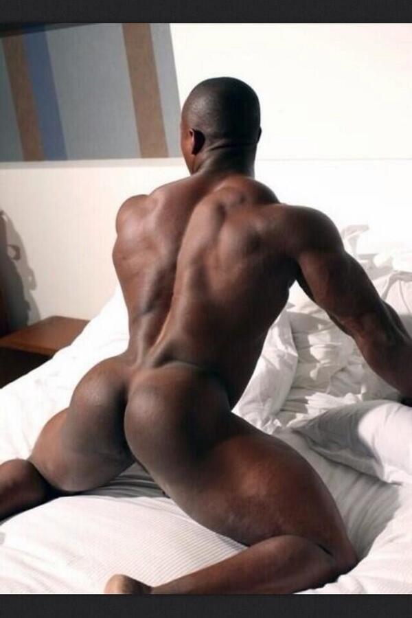 Nude gay black men asses