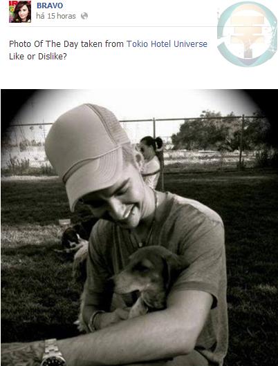 [09.08.2013] BRAVO - Foto do dia Bill Kaulitz  BRRPQ48CMAAi9SM