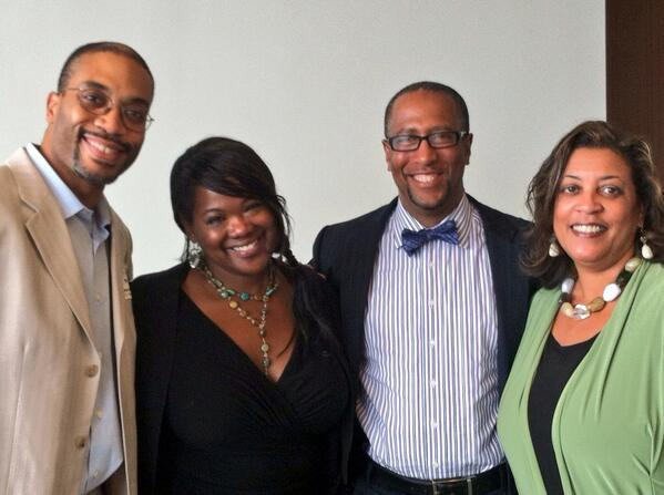 Proud 2 be on panel w/ philanthropy warriors @ValaidaF & @GivBack, @HBGanttCenter #AAAM2013 #BPM2013 @BlackMuseums pic.twitter.com/4GulN1PWnD