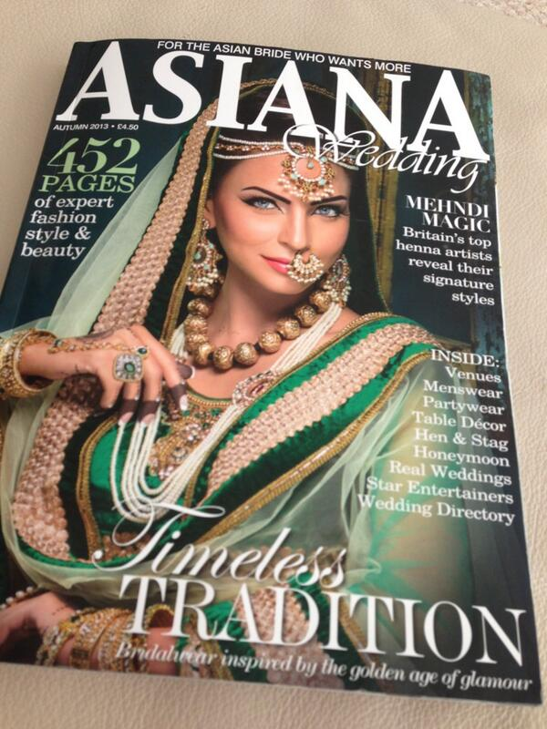 Of These Three Magazines Asiana Wedding Is The One I Ve Read Most Frequently Still Have Copies Mag From 5 Years Ago And As Such It Means That