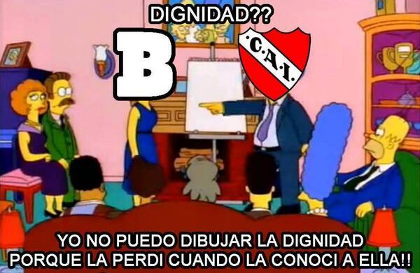 [Recopilacion] Los Simpson e Independiente