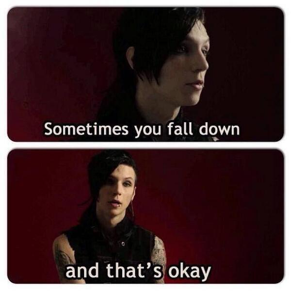 andy biersack quotes - 612×612