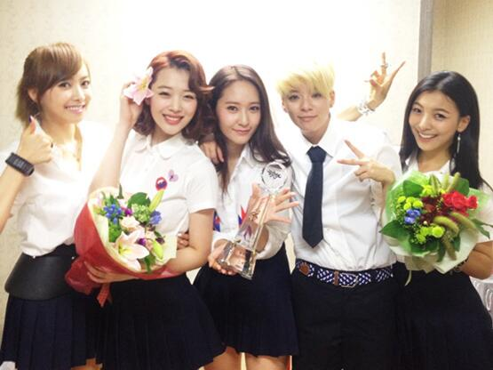 [Other] After School Nana ; Dal shabet ; Minho & Sulli ; F ...