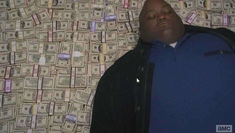 Fat Black Comedian Png