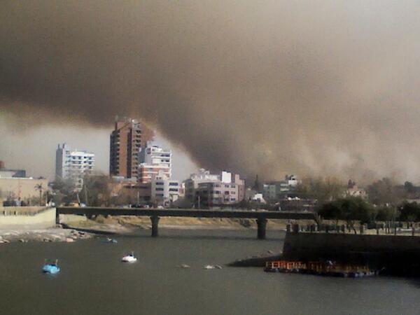 Maldito incendio en Villa Carlos Paz. pic.twitter.com/SiWcF2yqki