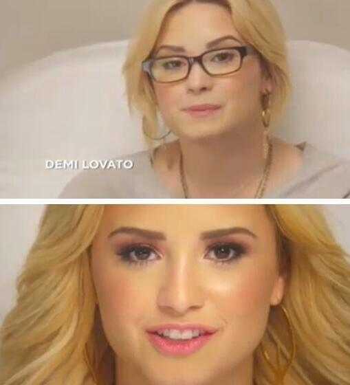 me before & after listening to DEMI http://t.co/ZdxMXpAZ85