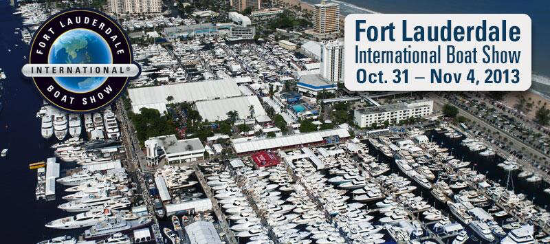 Twitter / boatshowupdates: The 54th Fort Lauderdale ...
