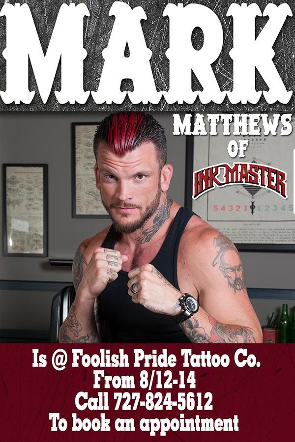 2aefa2e12 Foolish Pride Tattoo on Twitter: