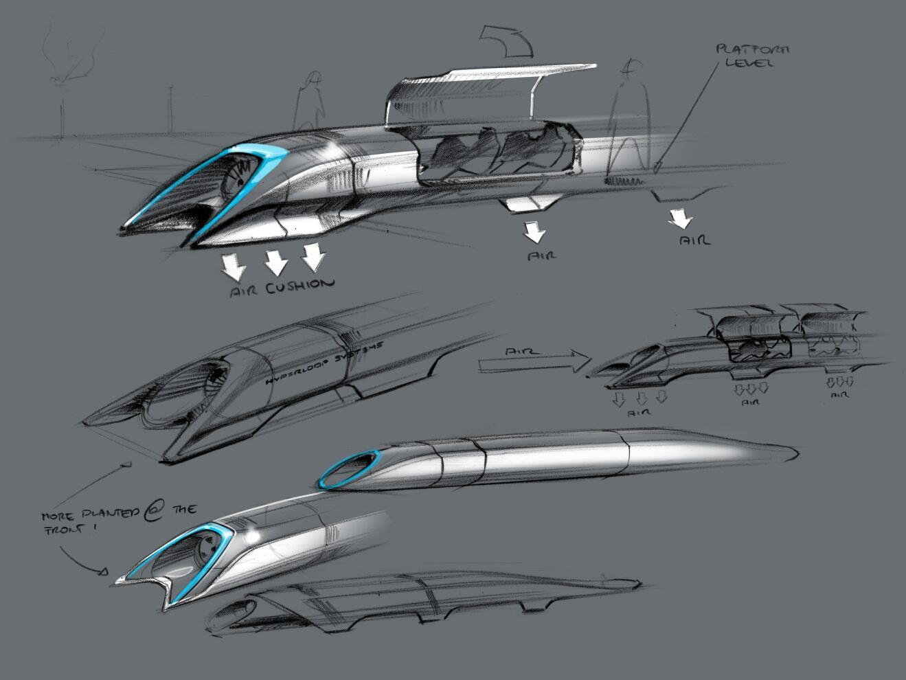 Trading the Inner Loop for the Hyperloop in Rochester