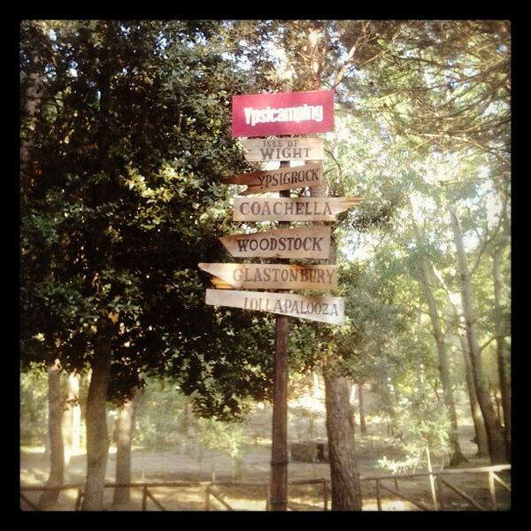 #ypsicamping #ypsi13 #ypsigrockfestival #igrandisirispettanoipiccolisidivertono #ilfuturoègiànostalgia #see #you ... http://t.co/jtYGsWnOO5