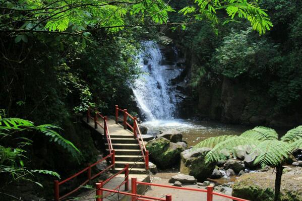Muara Jaya Waterfall